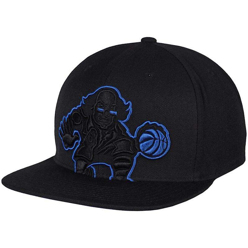76ers Adjustable Snapback Hat