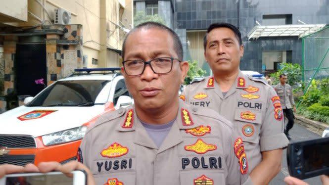 270 Orang Diamankan di Demo Setahun Jokowi, Didominasi Pengangguran