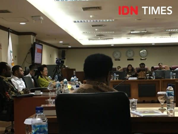 Rapat Pansus Papua dengan Aktivis, DPD: Kita Harus Akui Ada Kekerasan