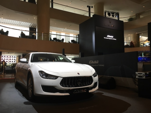 瑪莎拉蒂在台灣賣最好的車!Maserati Ghibli 改款後降價最高達 38 萬