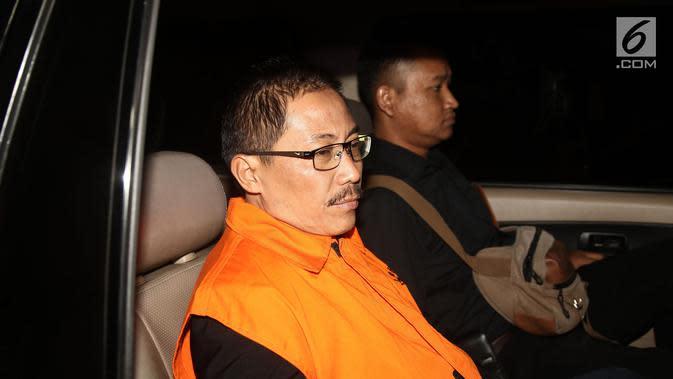 KPK Sita Rumah dan Kendaraan Milik Eks Bupati Cirebon