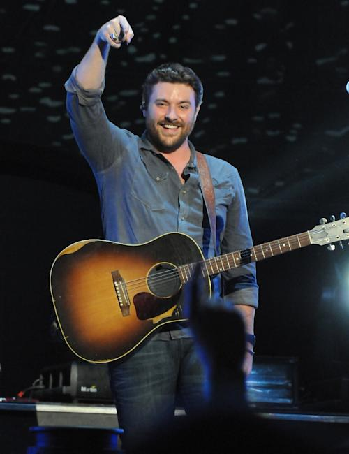 Aw, Naw…Not Even Septic Shock Can Keep Chris Young Down!