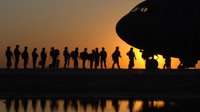 Ilustrasi militer | Pixabay