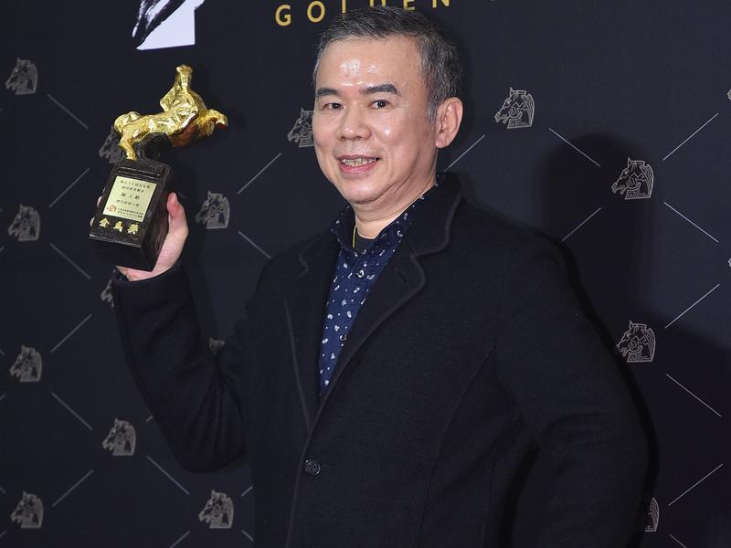 《消失》拿下最佳導演 陳玉勳:本來想退休了