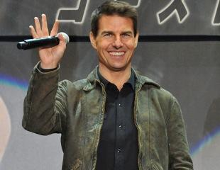 Tom Cruise Signs Up for 'All You Need Is Kill,' and Don't Worry That He's Too Old for the Part