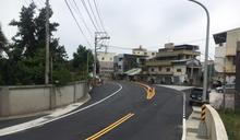 歷經5縣市長延宕20年 神岡筱雲山莊東側路段通車
