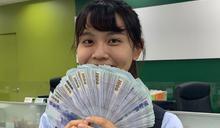 央行總裁楊金龍喊話也沒用!台幣早盤破28.7元強升2.7角