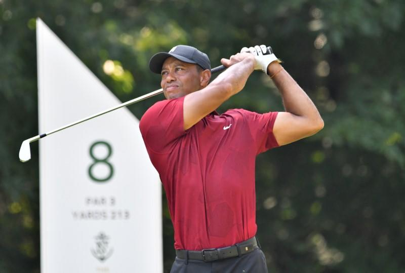 Tiger Woods: 'Have to earn my way to East Lake'