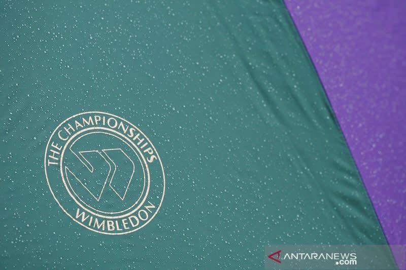 CEO Wimbledon berharap turnamen di AS masih dapat dimainkan