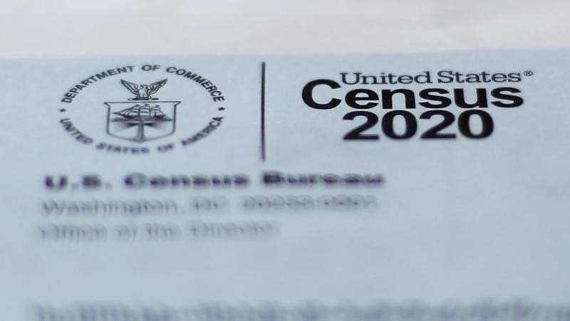 Virus Outbreak 2020 Census Redistricting