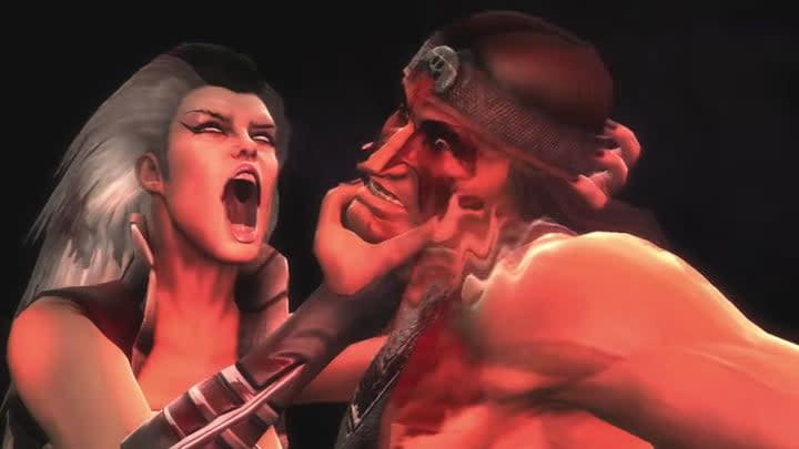 Sindel – Migraine | Best Mortal Kombat Fatalities