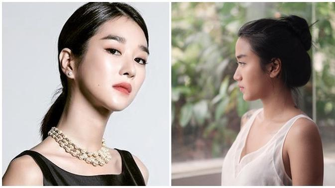 Potret kemiripan aktris Seo Ye-ji dan chef Renatta Moeloek. (Sumber: Instagram/@renattamoeloek/@seoyejinews)