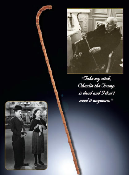 Profiles in History Auction - Charlie Chaplin