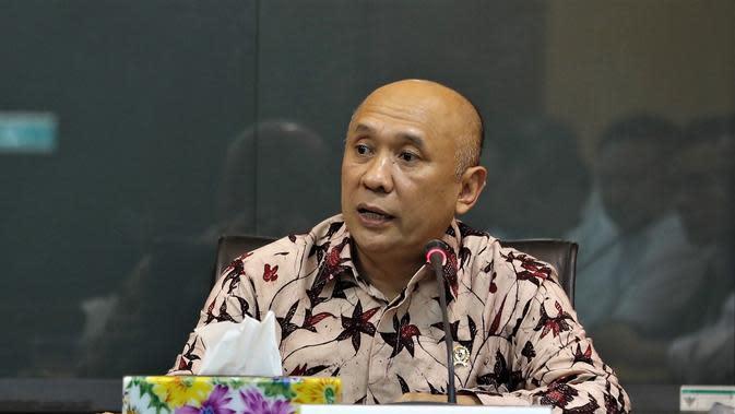 Menteri Koperasi dan UKM Teten Masduki mengatakan ada lima skema perlindungan dan pemulihan KUMKM di tengah pandemi Covid-19.