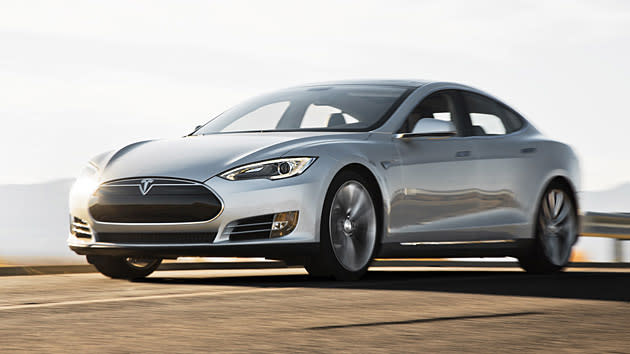 2013 Motor Trend Car of the Year: Tesla Model S