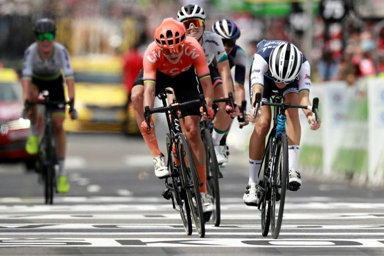 Britain's Lizzie Deignan wins women's Tour de France event