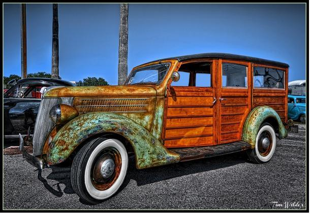 A well-weathered Woody: Flickr photo of the day