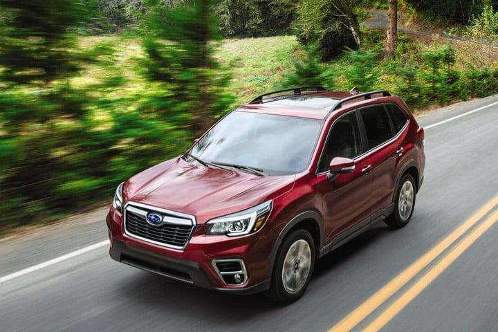 2020 Subaru Forester Redesign Turbo Review And Engine Options >> Fresh Off A Redesign The 2020 Subaru Forester Adds More