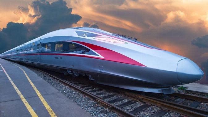Catatan Walhi Jabar soal Proyek Kereta Cepat Jakarta - Bandung