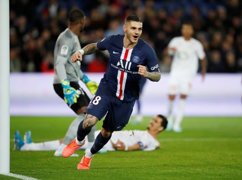 Ligue 1 - Paris St Germain v Lille