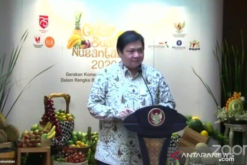 Menko Airlangga: Komoditas ekspor RI berdaya saing tinggi