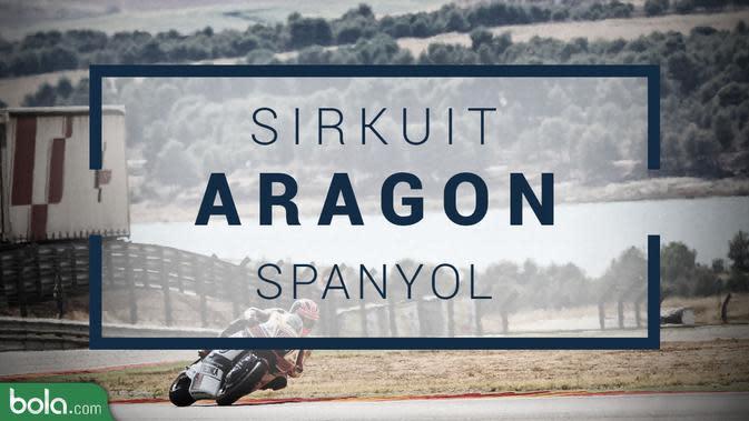 Jadwal Rangkaian MotoGP Aragon 2020: Dimulai Jumat 16 Oktober