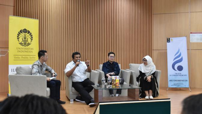 FEB Universitas Indonesia menggelar 9th Studentpreneurs. Dok