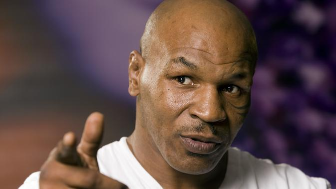 Mike Tyson mendapatkan Hidayah dan menjadi seorang Musli ketika ia berada di penjara. (Daily Post Nigeria)