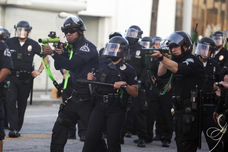 Policing Reforms-California