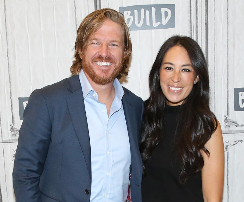 Chip and Joanna Gaines' new Target collection needs your attention ASAP. (Photo: Getty)