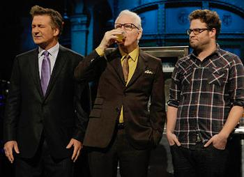 Recap: Alec Baldwin Breaks 'SNL' Hosting Record