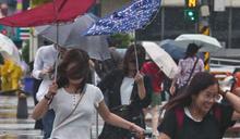 颱風「哈格比」發海上警報!這天離台灣最近 最新路徑曝光