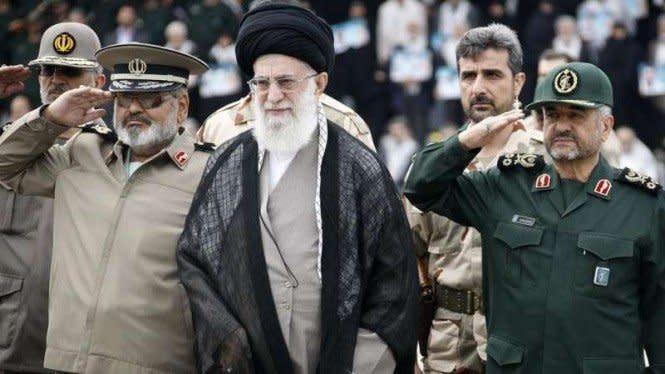 Makin Berani, Iran Kirim Ancaman Lagi pada Amerika dan Israel