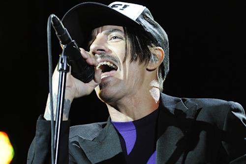 Red Hot Chili Peppers Release First 'I'm With You' B-Sides