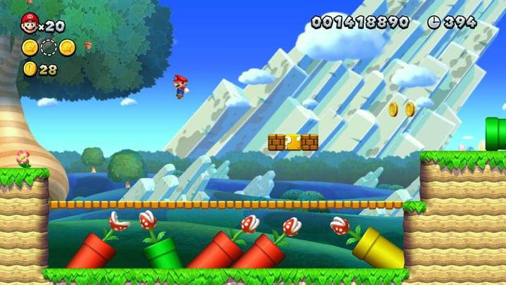 Master New Super Mario Bros U Deluxe With These Tips And Tricks