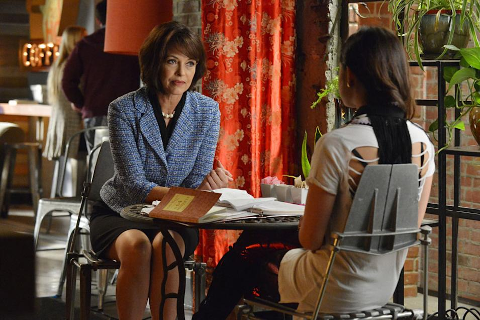 """""""Pretty Little Liars"""" -- """"Hot Water"""" MARY PAGE KELLER"""