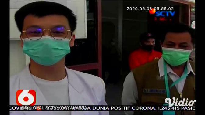 VIDEO: Sambutan Hangat bagi 10 Dokter Muda yang Dinyatakan Sembuh COVID-19