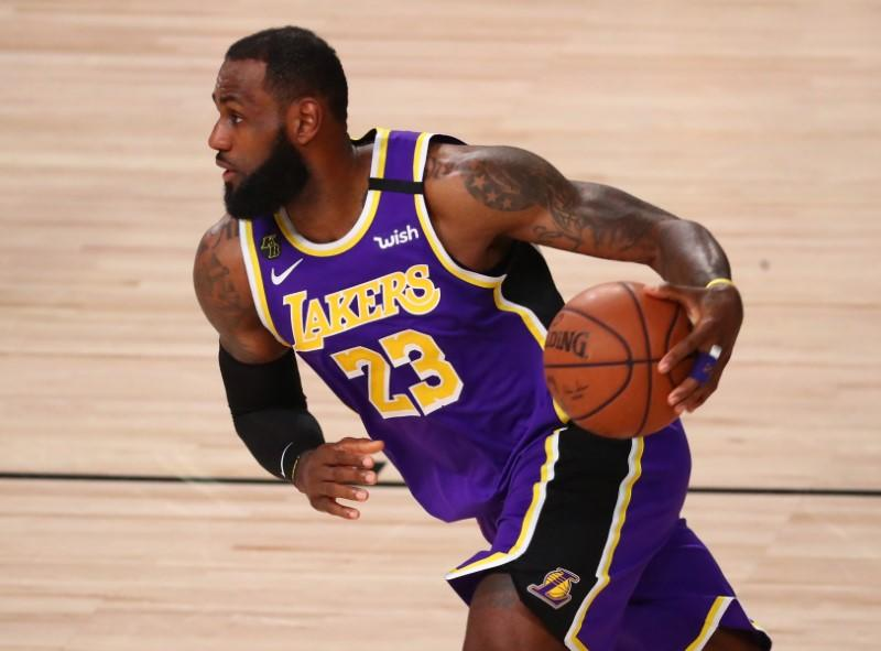 Living through 'bubble' LeBron's biggest career challenge so far