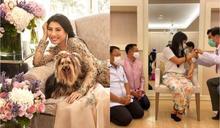 泰國小公主接種疫苗 人生一次看