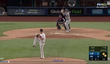 美職/威爾史密斯投打對決 打者開轟