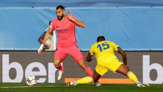 Kalah dari Cadiz, Pemain Real Madrid Diminta Introspeksi Diri