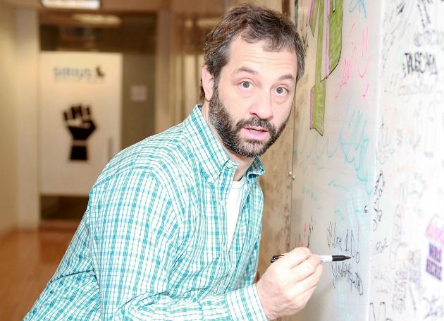 'This Is 40': Judd Apatow Gets Real About Relationships (And 'LOST' And 'Heavyweights')