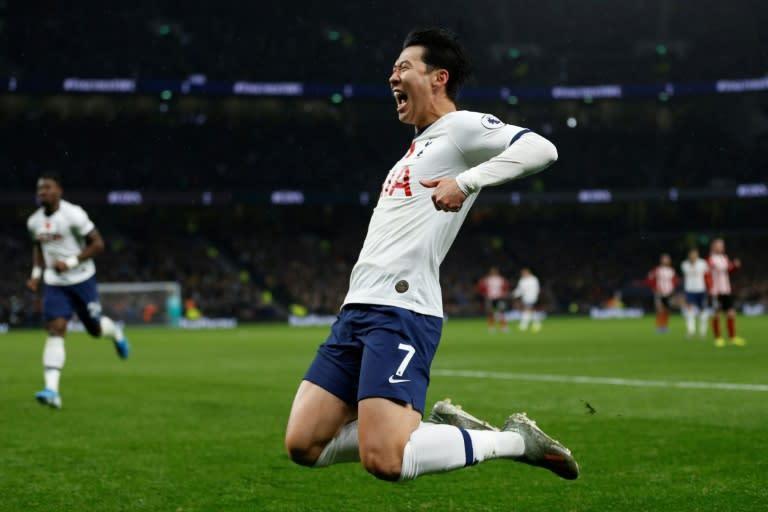 Super Son: Son Heung-min was again Tottenham's brightest spark