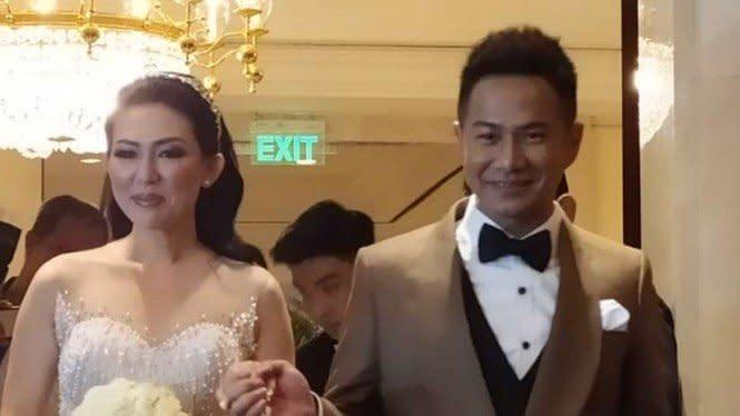 Nikah di Hotel Mewah, Berapa Biaya yang Dibayar Delon dan Aida Chandra