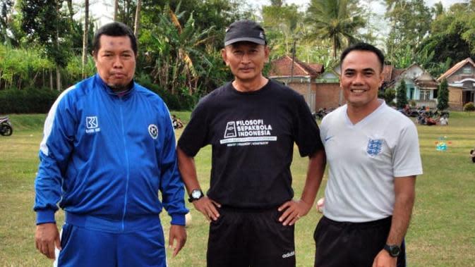 Pelatih Legendaris Persiwa Wamena Tutup Usia di Malang