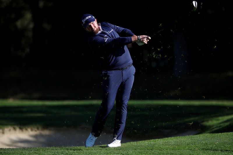 Lowry, Fitzpatrick surge to halfway lead at PGA Championship