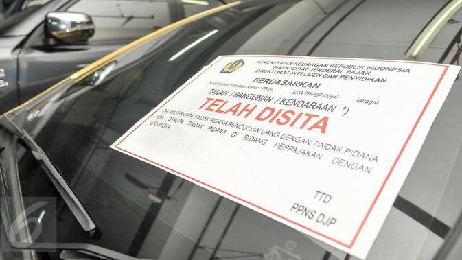 STNK Diblokir, Mobil Mewah Rolls Rocye Phantom Atas Nama Dimas Agung Jadi Bodong