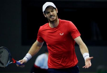 Murray fumes at Fognini in Shanghai defeat