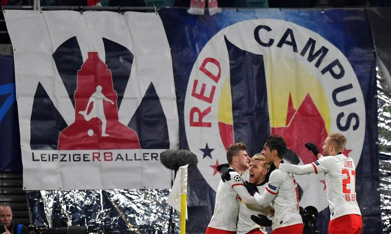 Champions League - Group G - RB Leipzig v Benfica
