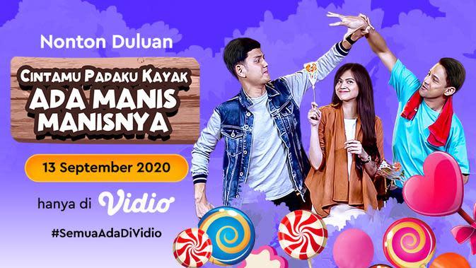 Nonton Duluan FTV SCTV Terbaru Lucky Perdana, Cintamu Padaku Kayak Ada Manis Manisnya di Vidio